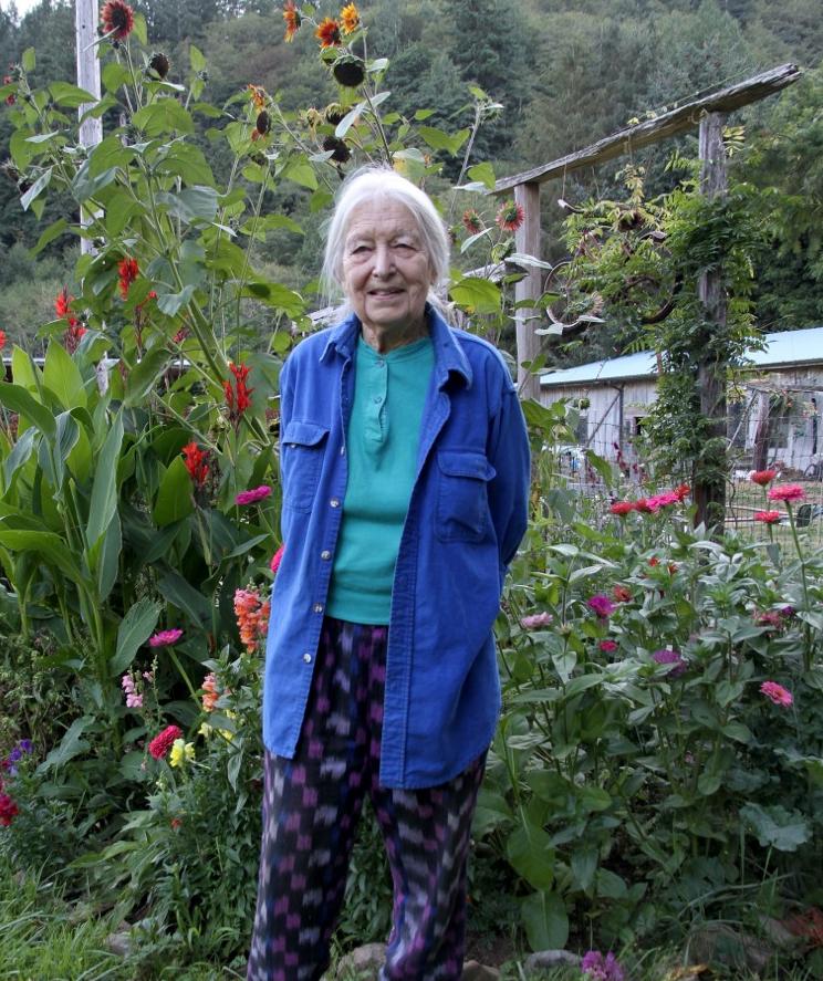 Mary Lou Goertzen, August 16, 2013